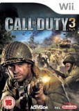 Call of Duty 3   - Nintendo Wii [Second hand], Shooting, 3+, Multiplayer