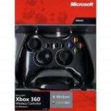 Xbox 360 Wireless Controller for Windows (360+PC) - Black /X360, Microsoft