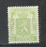 Belgia.1937 Stema de stat  MB.43, Nestampilat