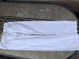 Pantaloni DOLCE & GABBANA unisex, 38, Alb, D&G