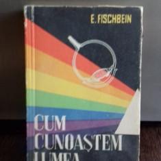 CUM CUNOASTEM LUMEA - E. FICHBEIN