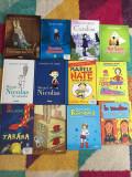 Carti Arthur:Micutul Nicolas,Cronicile din Narnia, Insemnarile unei pustoaice..., art