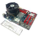 KIT Intel Core2Quad Q9400 2.66GHz + Placa de baza DDR3 Biostar G41D3+ GARANTIE!, Pentru INTEL, LGA775, DDR 3