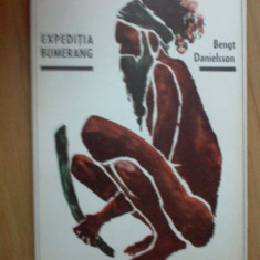 N4 Expeditia bumerang - Bengt Danielsson