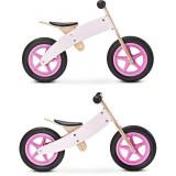 Bicicleta fara pedale Toyz Woody 2 in 1 Pink
