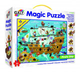 Magic Puzzle - Corabia piratilor (50 piese), Galt
