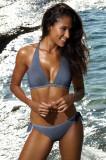 Sutien costum de baie Cadit Blue, Doua piese, Bora Bora