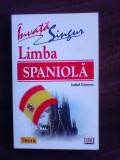 Invata singur limba spaniola - ISABEL CISNEROS