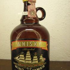 Whisky BLENDED OLD WIND JAMMERy,  cl 75 GR 40 ani 60