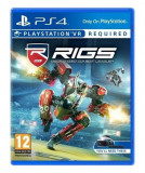 RIGS - Mechanized Combat League PLAYSTATION 4 VR  PS4 [Second hand] cad, Shooting, 18+, Single player