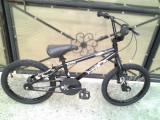 "BMX / Alley / Black / bicicleta copii 18"" (5-9 ani), 1"