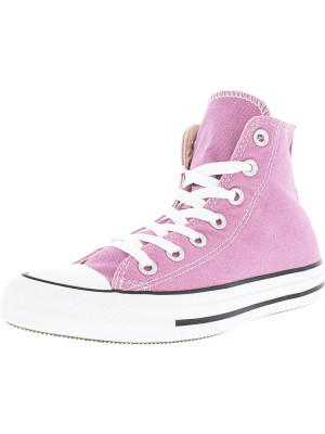Converse All Star Hi Powder Purple Ankle-High Fashion Sneaker foto