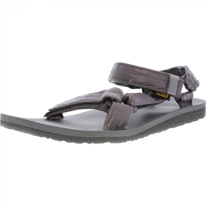 Teva barbati Original Universal Bugalu Textured Dark Shadow Nylon Sandal foto mare