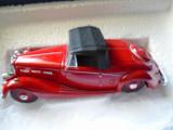Bnk jc Dinky Matchbox DY-S 17 1939 Triumph Dolomite -1/43, 1:43