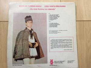 nicolae furdui iancu dinu iancu salajanu colinde disc vinyl lp muzica sarbatori