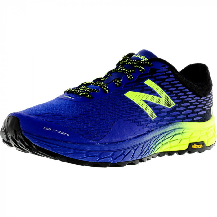 New Balance barbati Mthier B2 Ankle-High Trail Runner foto mare