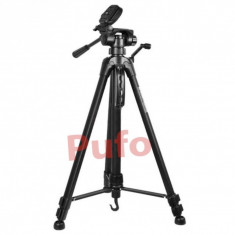 Trepied foto telescopic Weifeng WT-3540 universal 61-157 cm