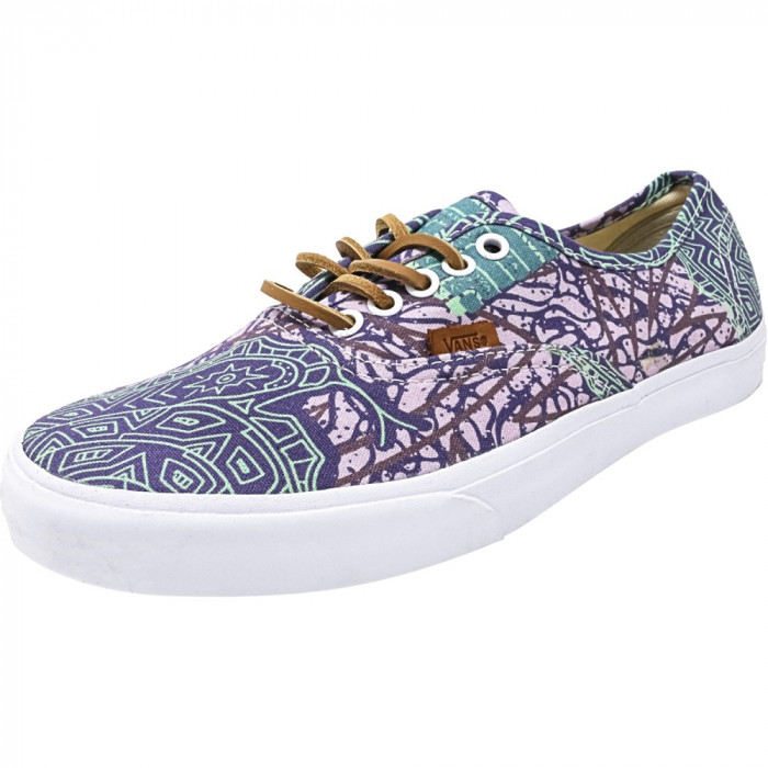 Vans Authentic Ca Cali Tribe Washed Helio Canvas Skateboarding Shoe foto mare