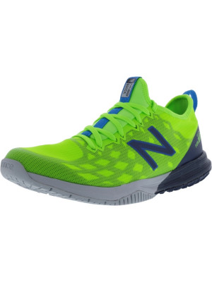New Balance barbati Mxqik Hi3 Ankle-High Mesh Running Shoe foto