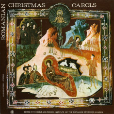 Romanian Christmas Carols   (disc vinil)