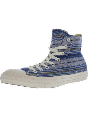Converse Chuck Taylor Hi Midnight Hour High-Top Fashion Sneaker foto