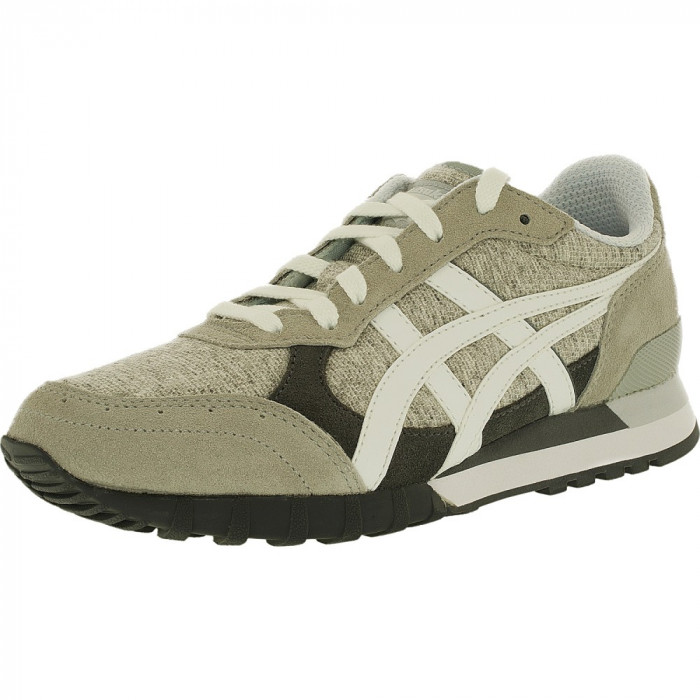 Onitsuka Tiger Colorado Eighty-Five Soft Grey/White Low Top Running Shoe