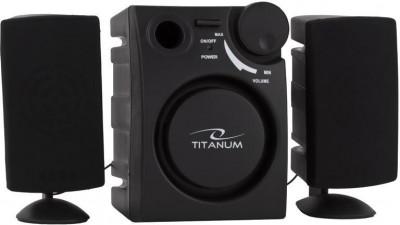 Boxe, Microsistem Audio 2.1, Esperanza Titanum TP104 Alzando 2W Black foto