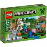 Golemul de fier (21123), LEGO