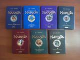 C.S Lewis – Cronicile din Narnia (complet, 7 carti) – editie deosebita, Rao