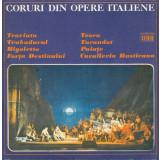 Coruri din opere italiene (disc vinil)