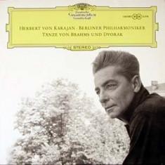BRAHMS / DVORAK : 8 Ungarische Tanze / 5 Slawische Tanze   (disc vinil)