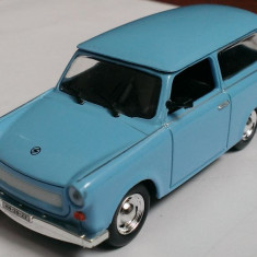Macheta Trabant 601 Universal (Combi Break) -  DeAgostini Masini de Legenda 1/43