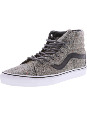 Vans Sk8-Hi Reissue Wool And Leather Excalibur High-Top Skateboarding Shoe foto
