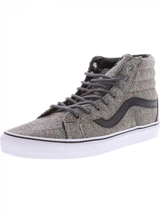 Vans Sk8-Hi Reissue Wool And Leather Excalibur High-Top Skateboarding Shoe