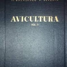 Gh. stefanescu avicultura vol ii /