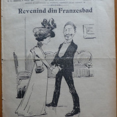 Moftul roman , revista spiritista nationala ; Director Caragiale , nr. 21 / 1901