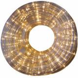 Tub LED de lumină 10 m transparent