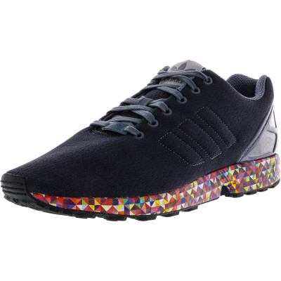 Adidas barbati Zx Flux Onix / Core Black Ankle-High Running Shoe foto
