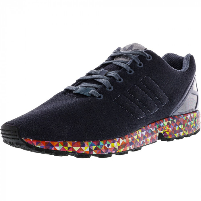 Adidas barbati Zx Flux Onix / Core Black Ankle-High Running Shoe