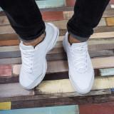 Pantofi sport Ynapi albi