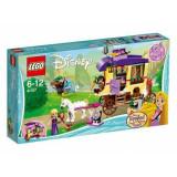 Rulota de calatorii a lui Rapunzel (41157), LEGO