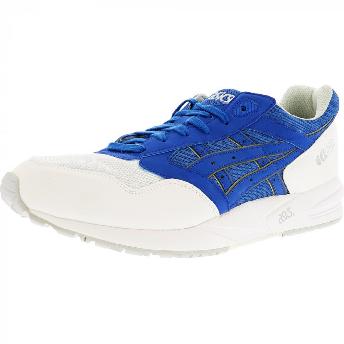 Asics Gelsaga Strong Blue/Strong Blue Ankle-High Cross Trainer Shoe foto mare