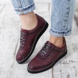 Pantofi Piele Babino visinii casual