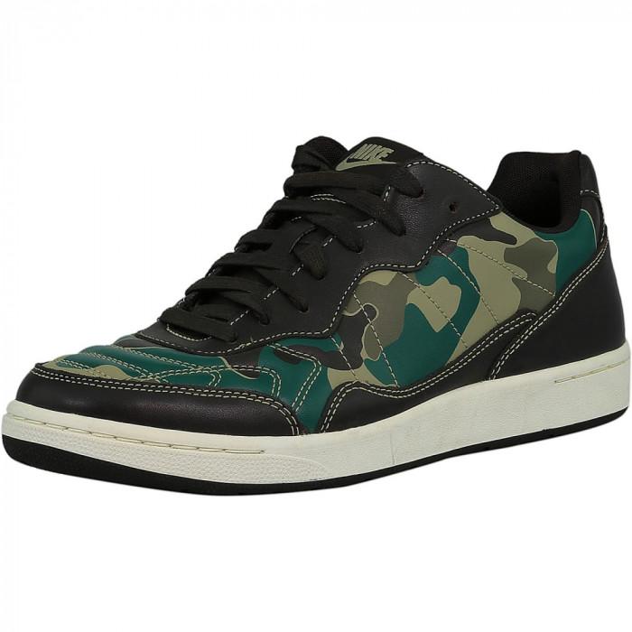 Nike barbati 667385 223 Ankle-High Leather Fashion Sneaker foto mare