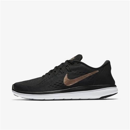 Adidasi Femei Nike Flex 2017 898476 008 898476008 foto mare