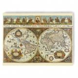 Puzzle harta lumii in 1665 3000 piese, Ravensburger