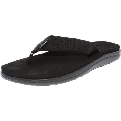 Teva barbati M Voya Brick Black Nylon Sandal foto