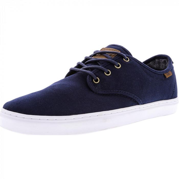 Vans Ludlow Canvas Dress Blues / White Skateboarding Shoe
