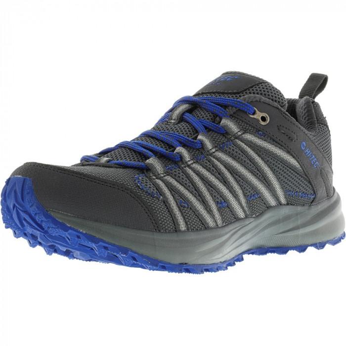 Hi-Tec barbati Sensor Trail Lite Graphite / Cobalt Ankle-High Runner