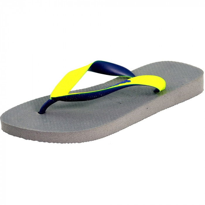 Havaianas H. Top Mix Steel Grey/Led Yellow Sandal